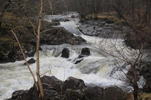 The River Falloch